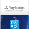 psn digital gift card