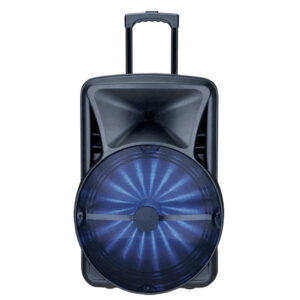 "SuperSonic - 12"" Tailgate Bluetooth Speaker - IQ-9012DJBTA"