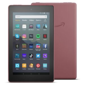 Amazon Fire 7 Inch Tablet Plum