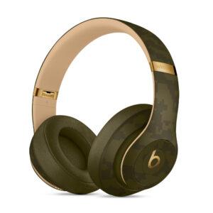 Beats Studio 3 Wireless On-Ear Headphones Camouflage Green