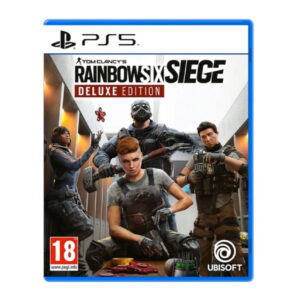 Tom Clancys Rainbow Six Siege Deluxe Edition for PS5
